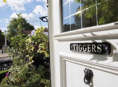 Tiggerscottage 1